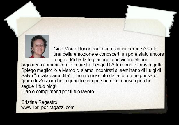 Postit_testimonianze_Cristina_Regestro